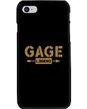 Gage Legend Phone Case thumbnail
