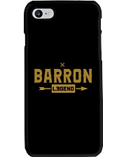 Barron Legend Phone Case thumbnail