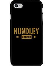 Hundley Legend Phone Case thumbnail