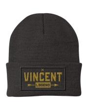 Vincent Legend Knit Beanie front