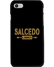 Salcedo Legacy Phone Case thumbnail