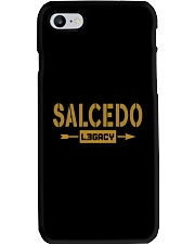 Salcedo Legacy Phone Case tile