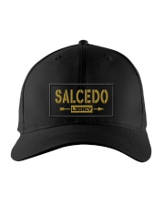 Salcedo Legacy Embroidered Hat front