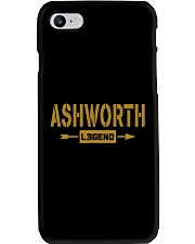 Ashworth Legend Phone Case thumbnail