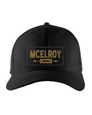 Mcelroy Legacy Embroidered Hat front