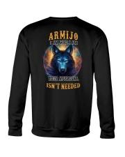 ARMIJO Rule Crewneck Sweatshirt thumbnail