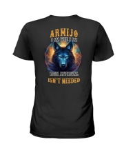 ARMIJO Rule Ladies T-Shirt thumbnail