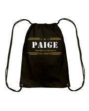PAIGE Drawstring Bag thumbnail