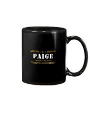 PAIGE Mug tile
