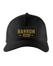 Barron Legacy Embroidered Hat front
