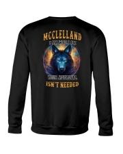 MCCLELLAND Rule Crewneck Sweatshirt thumbnail