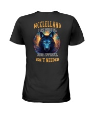 MCCLELLAND Rule Ladies T-Shirt thumbnail