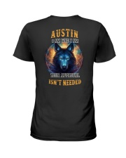 AUSTIN Rule Ladies T-Shirt thumbnail
