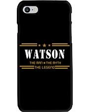 WATSON Phone Case tile