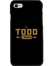 Todd Legend Phone Case tile