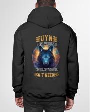 HUYNH Rule Hooded Sweatshirt garment-hooded-sweatshirt-back-01