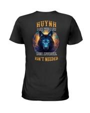 HUYNH Rule Ladies T-Shirt thumbnail