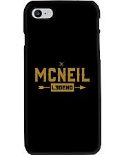Mcneil Legend Phone Case tile