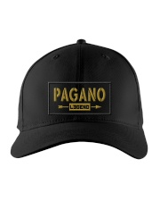 Pagano Legend Embroidered Hat front