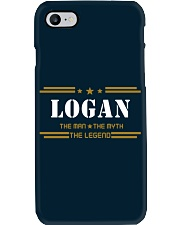 LOGAN Phone Case tile