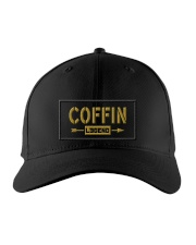 Coffin Legend Embroidered Hat front