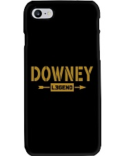 Downey Legend Phone Case thumbnail