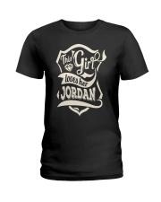 JORDAN 007 Ladies T-Shirt front