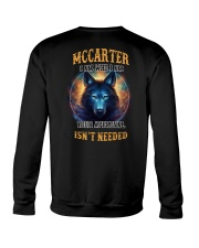 MCCARTER Rule Crewneck Sweatshirt tile