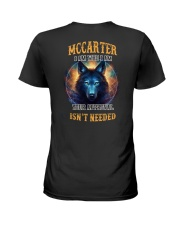MCCARTER Rule Ladies T-Shirt thumbnail