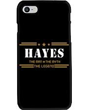 HAYES Phone Case thumbnail