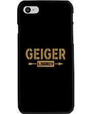 Geiger Legacy Phone Case tile