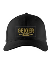 Geiger Legacy Embroidered Hat front