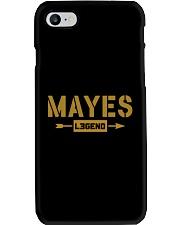Mayes Legend Phone Case thumbnail