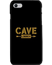 Cave Legacy Phone Case tile
