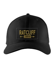 Ratcliff Legend Embroidered Hat front