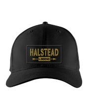 Halstead Legend Embroidered Hat front