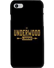 Underwood Legend Phone Case tile