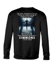 SIMMONS Storm Crewneck Sweatshirt thumbnail