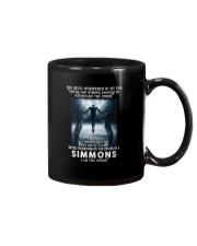 SIMMONS Storm Mug thumbnail
