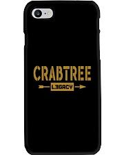 Crabtree Legacy Phone Case tile