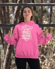 ROUSH with love Hooded Sweatshirt apparel-hooded-sweatshirt-lifestyle-05