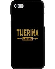 Tijerina Legend Phone Case thumbnail