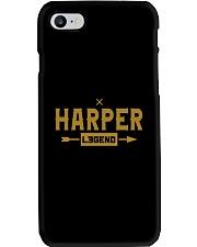 Harper Legend Phone Case tile