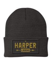 Harper Legend Knit Beanie front