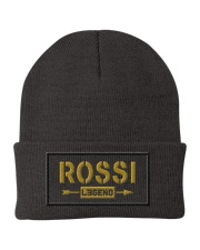 Rossi Legend Knit Beanie front