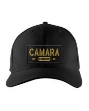 Camara Legend Embroidered Hat front