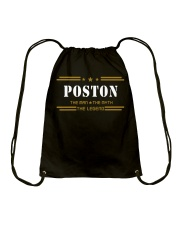 POSTON Drawstring Bag thumbnail