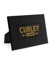 Curley Legend 10x8 Easel-Back Gallery Wrapped Canvas thumbnail