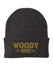 Woody Legend Knit Beanie front