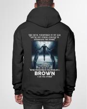 BROWN Storm Hooded Sweatshirt garment-hooded-sweatshirt-back-01